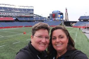 Pat & Piper @ Gillette Stadium, 2015